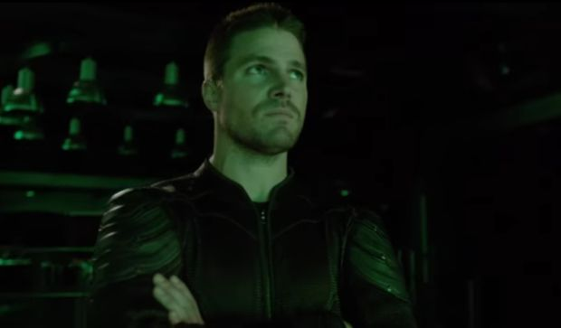 arrow oliver queen saison 5