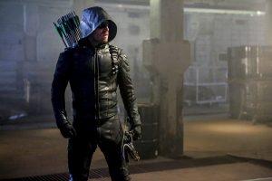 Arrow 5x01 Green Arrow 2