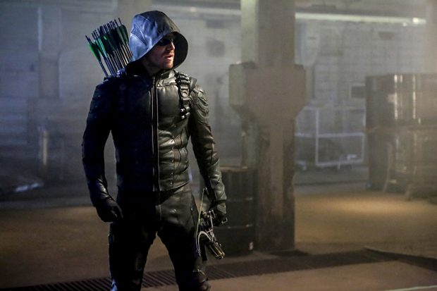 Les audiences USA du 5×01 de Arrow