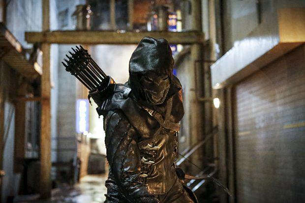 Arrow 5x01 Prometheus