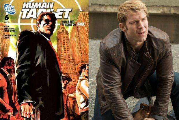 Casting Arrow saison 5 : Wil Traval sera Human Target