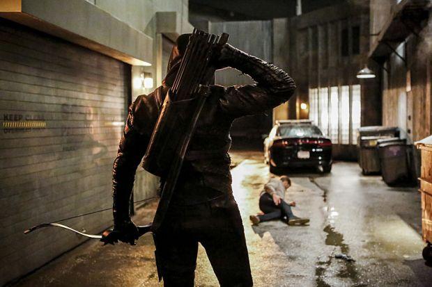 Nouveau trailer version longue et synopsis du 5×01 d'Arrow