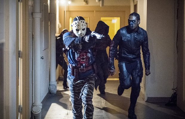 La galerie de photos du 5×04 de Arrow : Penance