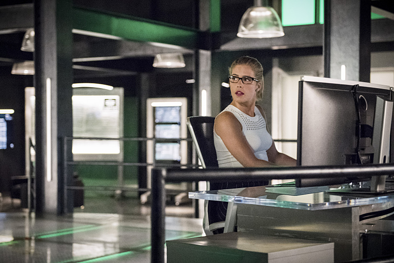 Les audiences USA du 5×04 de Arrow