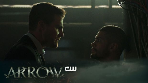La bande annonce du 5×03 de Arrow : A Matter of Trust