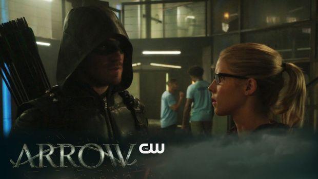 La bande annonce du 5×02 de Arrow : The Recruits