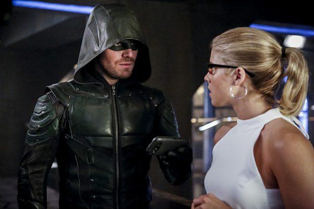 Vos réactions sur l'épisode 5×02 de Arrow – The Recruits
