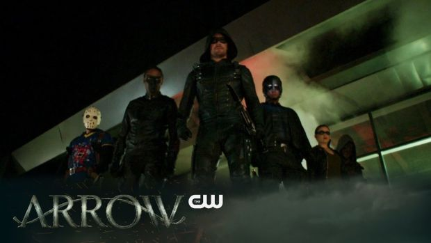 La bande annonce du 5×06 de Arrow : So It Begins