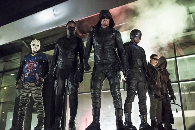 Vos réactions sur l'épisode 5×06 de Arrow – So It Begins