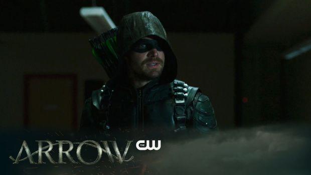La bande annonce du 5×09 de Arrow : What We Leave Behind