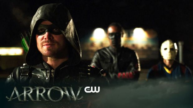 Arrow _ Second Chances Trailer _ The CW (BQ)