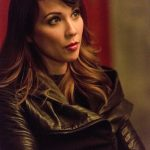 "Arrow -- ""Second Chances"" -- Image AR511a_0457b.jpg -- Pictured: Lexa Doig as Talia al Ghul -- Photo: Michael Courtney/The CW -- © 2017 The CW Network, LLC. All Rights Reserved."
