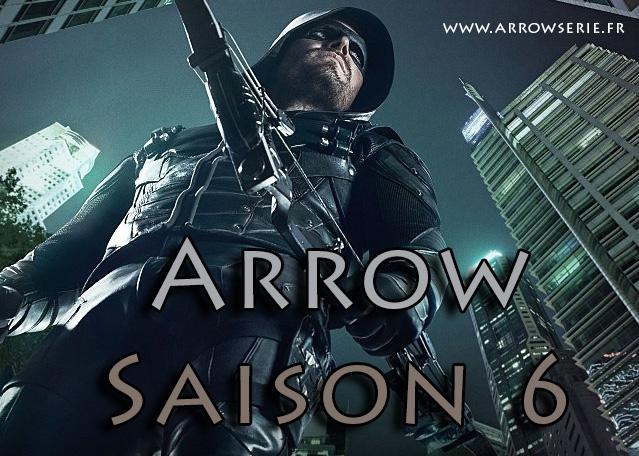 La CW renouvelle Arrow pour une saison 6 !