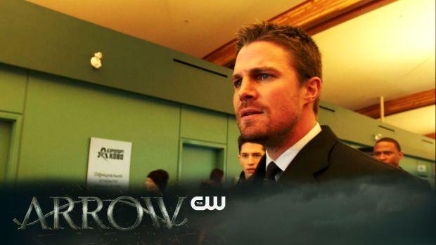 La bande annonce du 5×12 de Arrow : Bratva