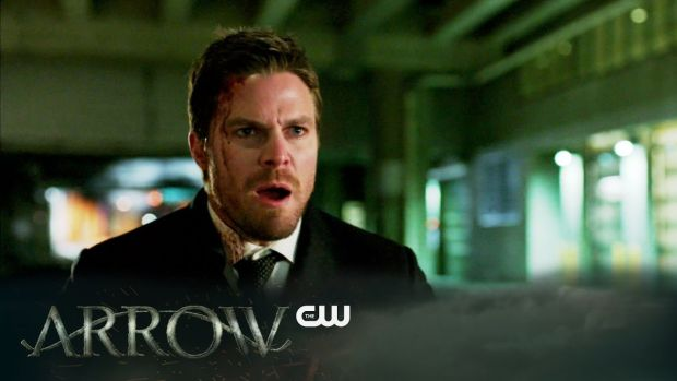 La bande annonce du 5×15 de Arrow : Fighting Fire with Fire