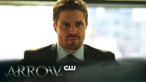 La bande annonce du 5×13 de Arrow : Spectre of the Gun