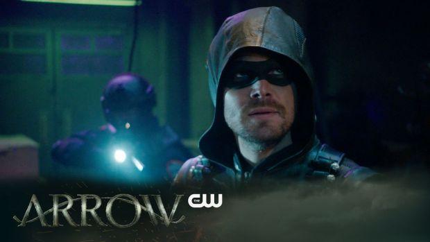 Arrow _ The Sin-Eater Trailer _ The CW (BQ)