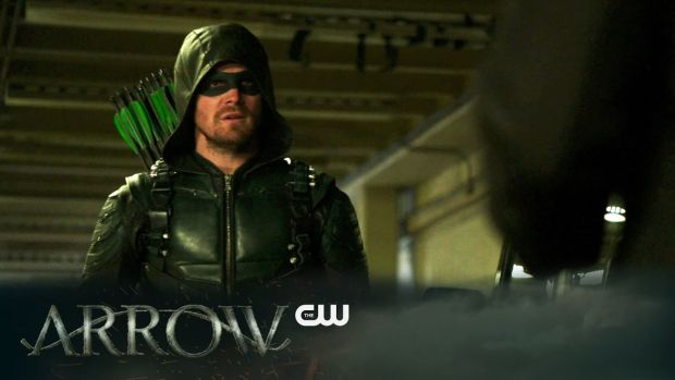 Arrow _ Checkmate Trailer _ The CW (BQ)