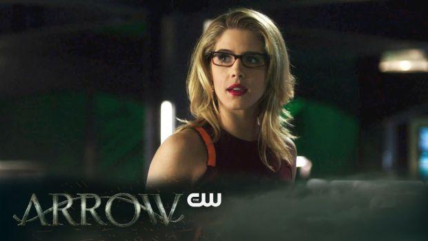 Arrow _ Dangerous Liaisons Trailer _ The CW (BQ) Felicity