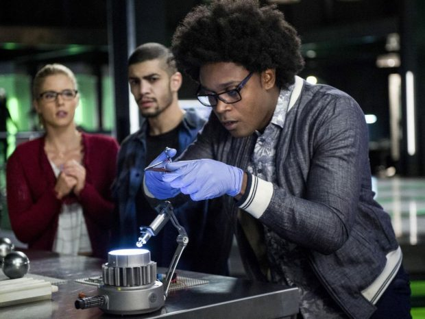 Les audiences USA du 5×15 de Arrow