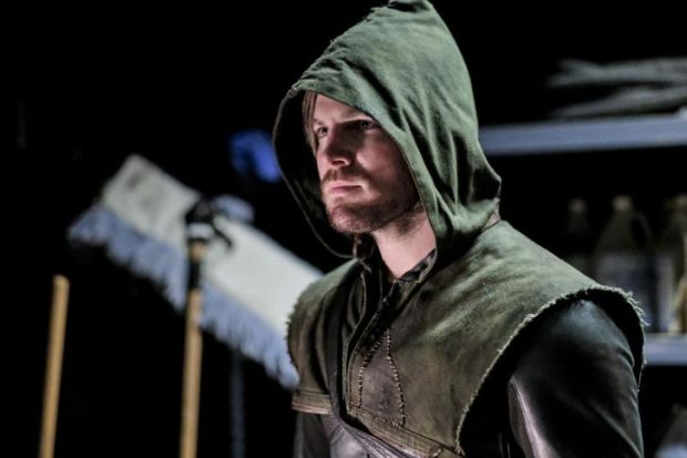 Vos réactions sur l'épisode 5×17 de Arrow – Kapiushon