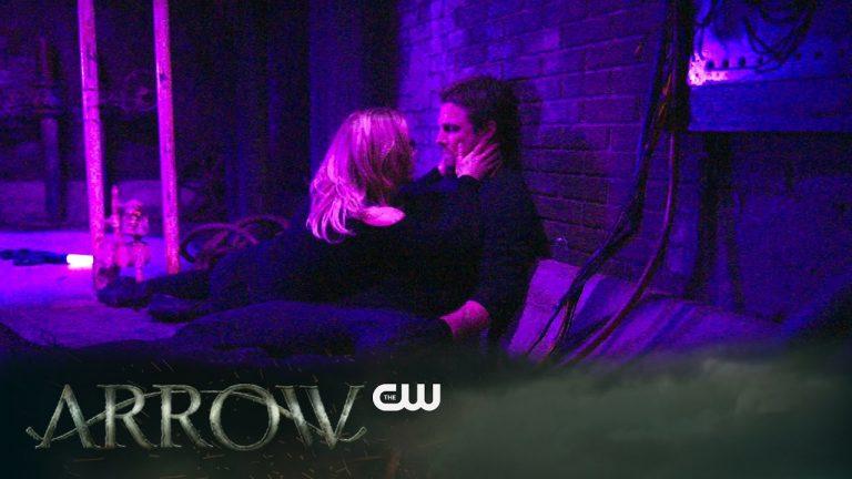 Arrow _ Underneath Trailer _ The CW (BQ)
