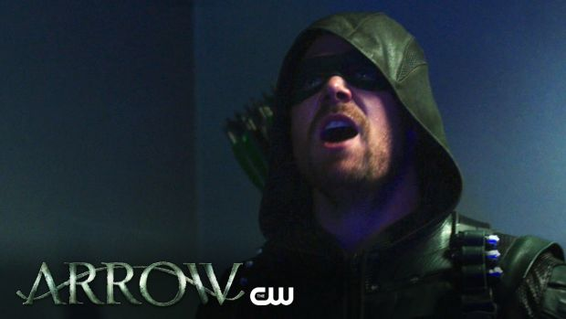 Arrow _ Honor Thy Fathers Trailer _ The CW (BQ) oliver