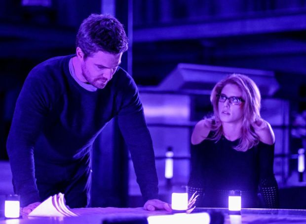 Les audiences USA du 5×20 de Arrow : Underneath