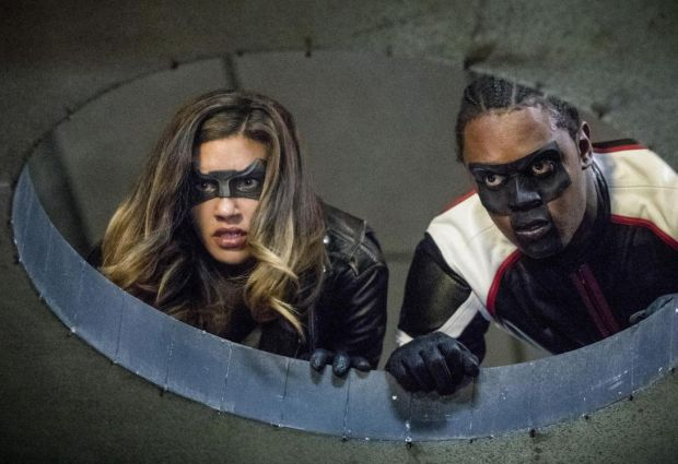 Les audiences USA du 5×21 de Arrow : Honor Thy Fathers