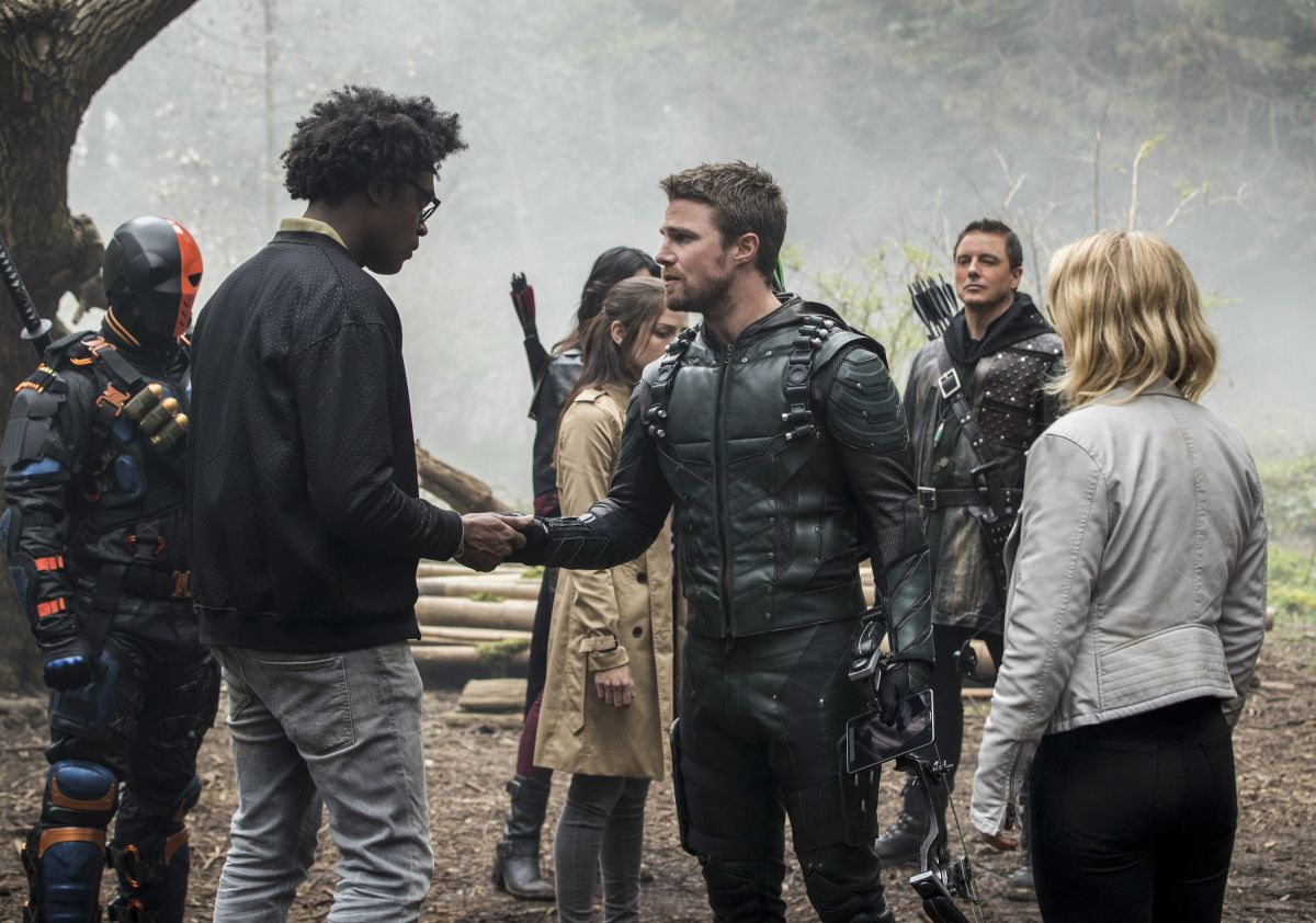 Les audiences USA du 5×23 de Arrow : Season finale – Lian Yu