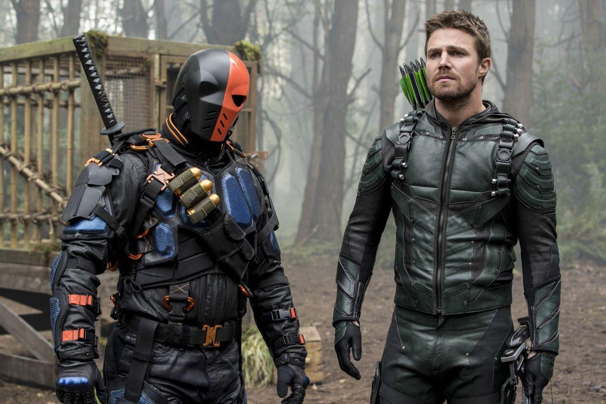 Toutes les photos de l'épisode final saison 5 d'Arrow
