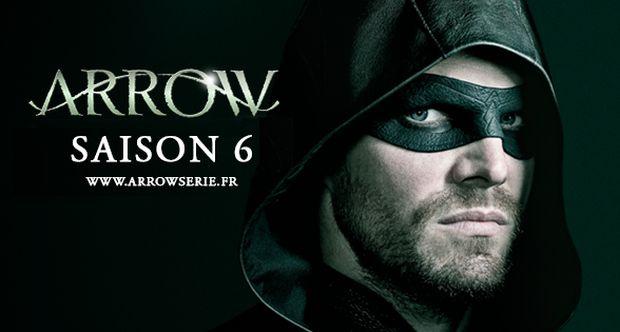 Le 1er épisode de la saison 6 d'Arrow sera diffusé le jeudi 12 octobre 2017