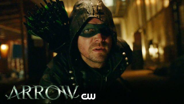 Première bande annonce pour la saison 6 de Arrow