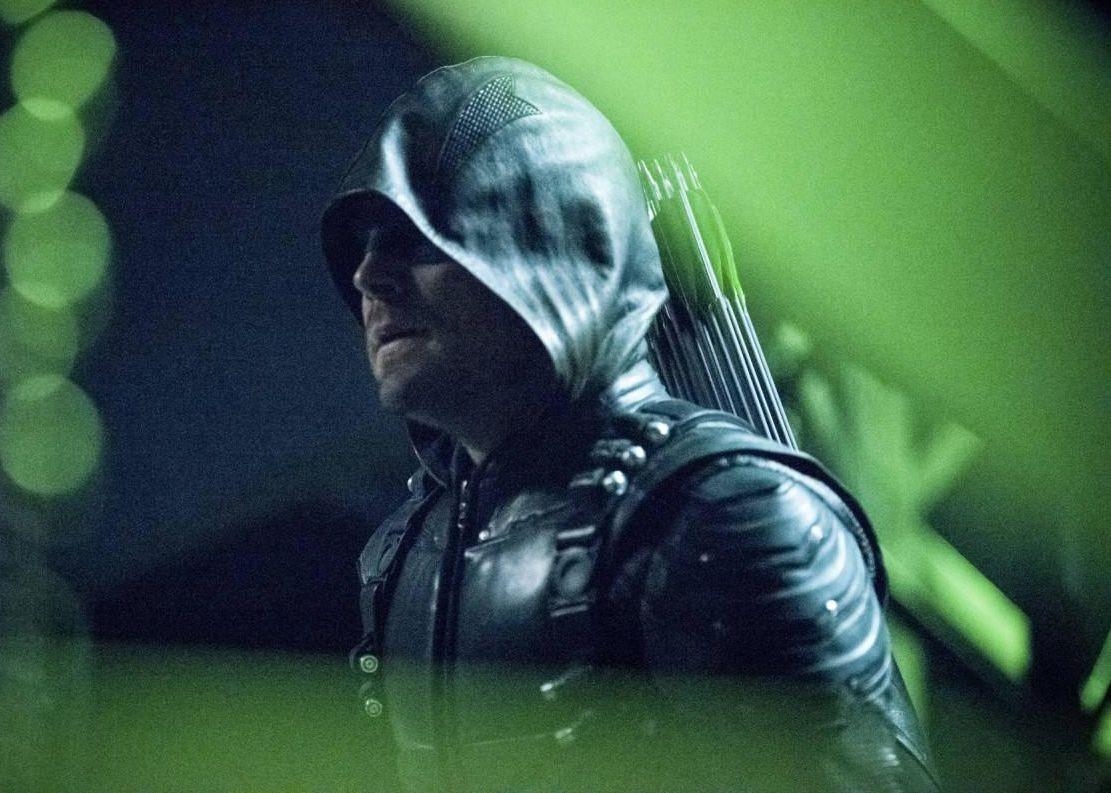 Vos réactions sur l'épisode 6×01 de Arrow – Season Premiere – Fallout