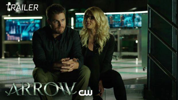La bande annonce du 6×04 de Arrow – Reversal