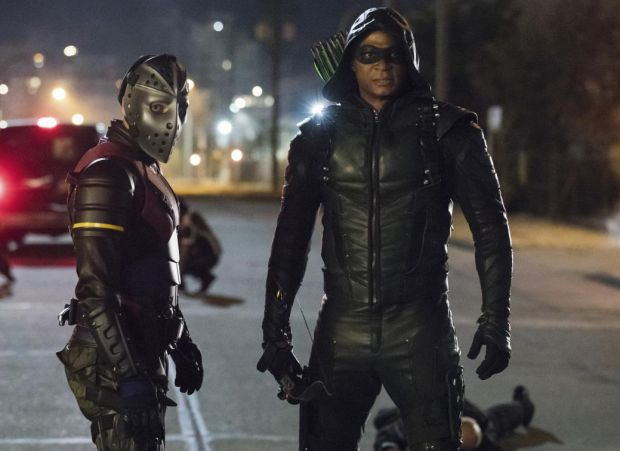 Vos réactions sur l'épisode 6×03 de Arrow – Next of Kin