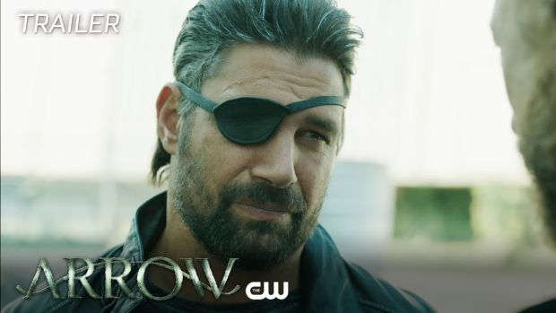 La bande annonce du 6×05 de Arrow – Deathstroke Returns