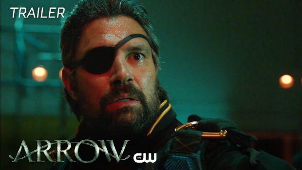La bande annonce du 6×06 de Arrow – Promises Kept
