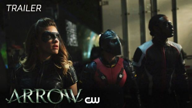 La bande annonce du 6×07 de Arrow – Thanksgiving