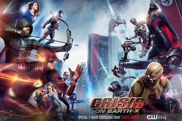 La bande annonce du 6×08 de Arrow – Crisis On Earth-X