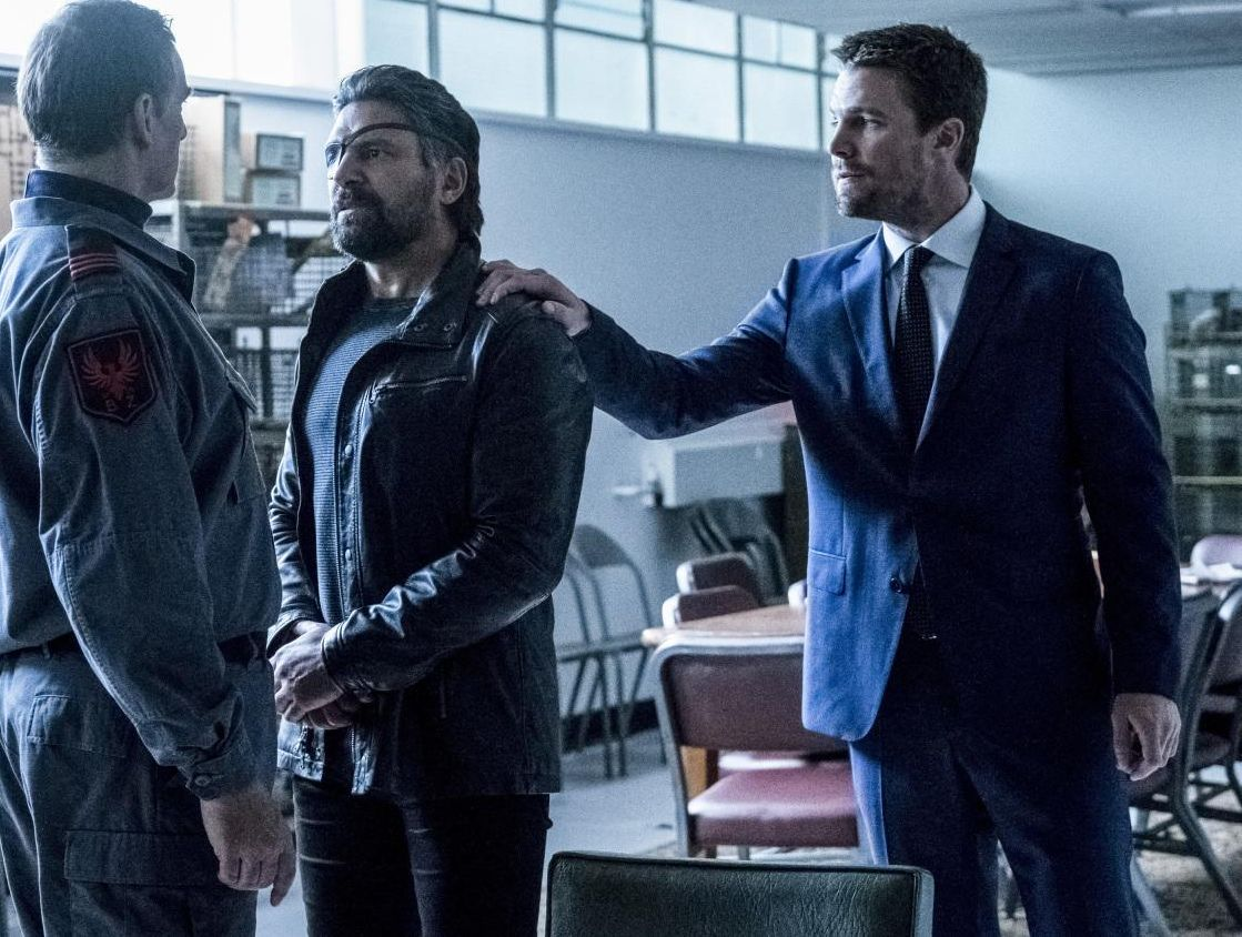 Les audiences USA du 6×05 de Arrow : Deathstroke Returns