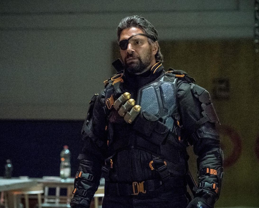 Vos réactions sur l'épisode 6×05 de Arrow – Deathstroke Returns