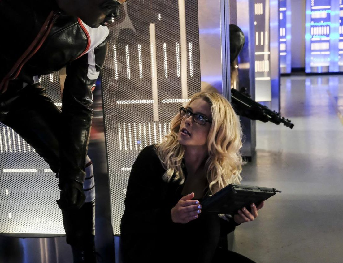 Les photos de l'épisode 6×04 d'Arrow – Reversal