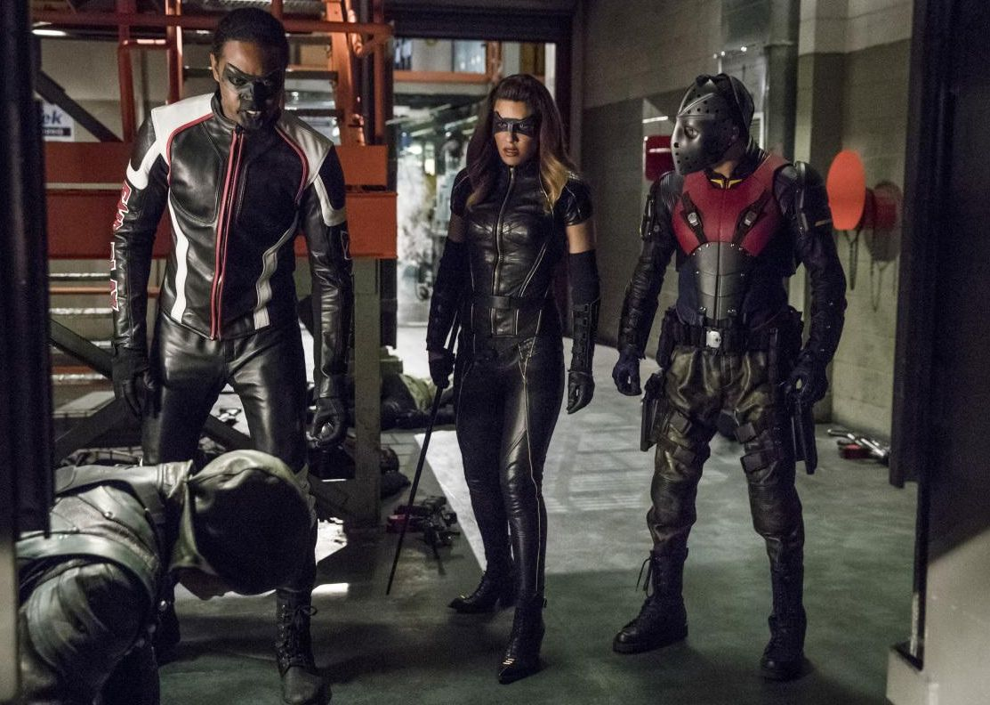 Vos réactions sur l'épisode 6×07 de Arrow – Thanksgiving