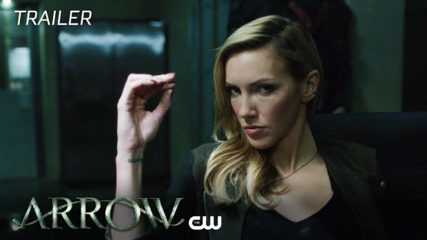 La bande annonce du 6×10 de Arrow – Divided