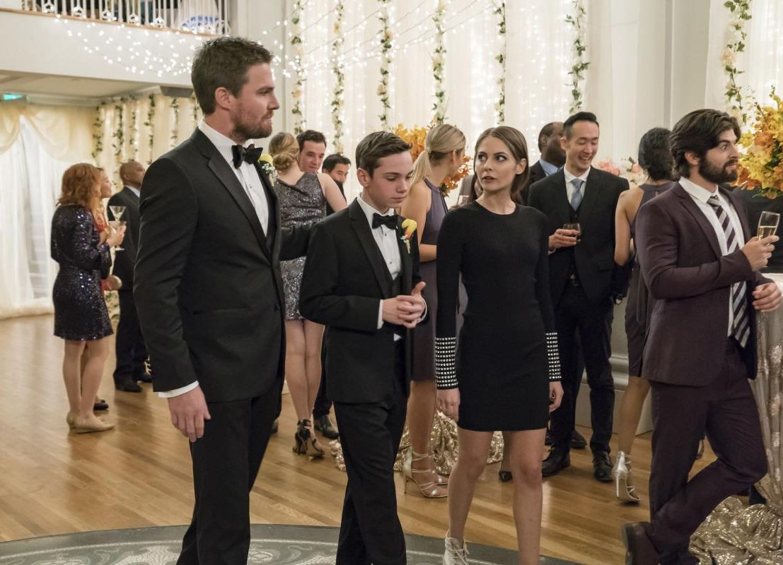 Vos réactions sur l'épisode 6×09 de Arrow – Irreconcilable Differences