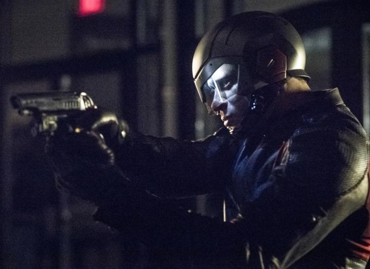 Vos réactions sur l'épisode 6×11 de Arrow – We Fall