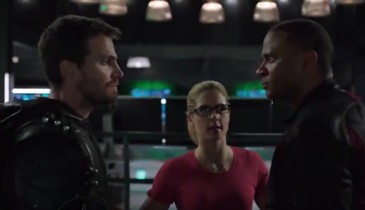 La bande annonce du 6×17 de Arrow – Brothers in Arms