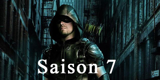 Le premier épisode de la saison 7 d'Arrow sera diffusé le lundi 15 octobre