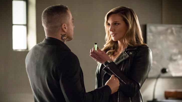 Vos réactions sur l'épisode 6×17 de Arrow – Brothers in Arms
